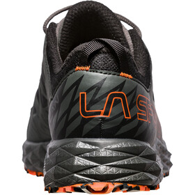 La Sportiva Lycan Juoksukengät Miehet, black/tangerine